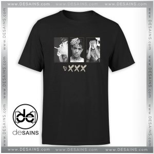 Cheap Graphic Tee Shirt XXXtentacion Jahseh Dwayne Ricardo Onfroy