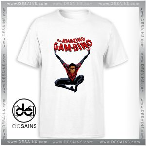 Cheap Tee Shirt Amazing Spider Man Childish Gambino Tshirt Size S-3XL