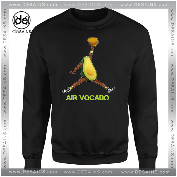 Cheap Graphic Sweatshirt Air Max Avocado Toast Crewneck Size S 3XL