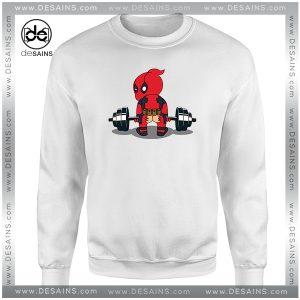 Cheap Sweatshirt Dead Pull Deadpool Marvel Merch Crewneck Shop