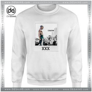Cheap Sweatshirt RIP Xxxtentacion Legend Crewneck Size S-3XL
