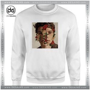 Cheap Sweatshirt Shawn Mendes 2018 Album Cover Crewneck Size S-3XL
