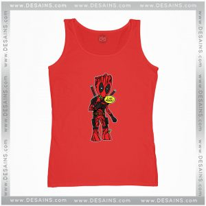 Cheap Tank Top I Am Pool Groot Guardians of the Galaxy Tank Tops Adult