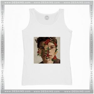 Cheap Tank Top Shawn Mendes 2018 Album Cover Tank Tops Adult Size S-3XL