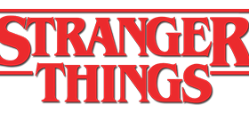 Stranger Things Logo Cheap Graphic Tee Shirts