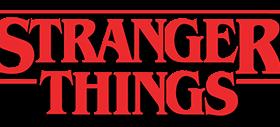 Stranger Things Logo Cheap Graphic Tee Shirts