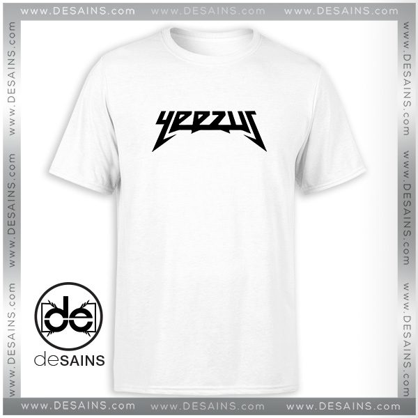 new products 7a6c4 3f109 Best Cheap Graphic Tee Shirt Yeezy Shirt 2018 Tour Yeezus Size S-3XL