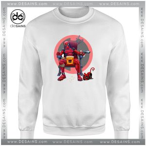 Buy Cheap Sweatshirt Deadpool 2 Movie Funny Poster Size S-3XL