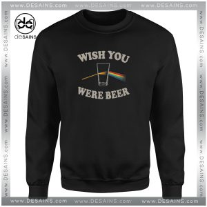 Buy Cheap Sweatshirt Pink Freud Wish You Were Beer Size S-3XL