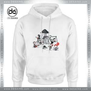 Best Cheap Graphic Hoodie Horror Park IT Movie Size S-3XL