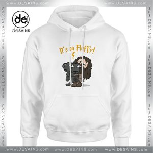Best Cheap Graphic Hoodie Its So Fluffy Harry Potter Size S-3XL