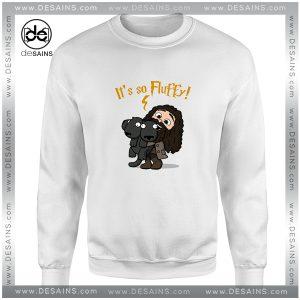 Best Cheap Sweatshirt Its So Fluffy Harry Potter Crewneck Size S-3XL