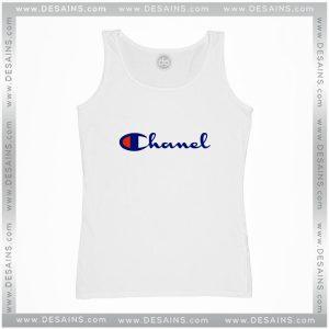Best Cheap Tank Top Champion Sportswear Chanel Parody