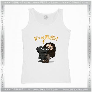 Buy Cheap Graphic Tank Top Its So Fluffy Harry Potter Size S-3XL