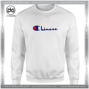 Buy Cheap Sweatshirt Chinese Champion Crewneck Sweater Size S-3XL