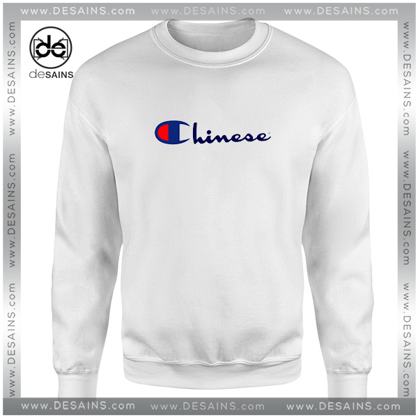 timeless design 5b418 b4387 Buy Cheap Sweatshirt Chinese Champion Crewneck Sweater Size S-3XL