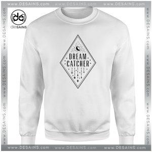 Cheap Graphic Sweatshirt Authentic Dream Catcher Crewneck Size S-3XL