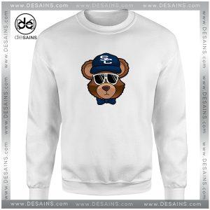 Cheap Sweatshirt Bear Basketball South CarolinaCrewneck Size S-3XL