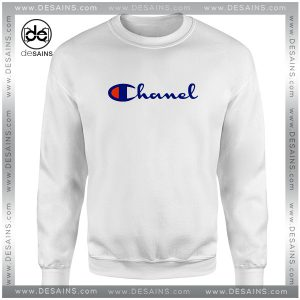 Cheap Sweatshirt Champion Sportswear Parody Chanel Size S-3XL