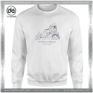 Cheap Sweatshirt The Wayback Machine Crewneck Size S-3XL