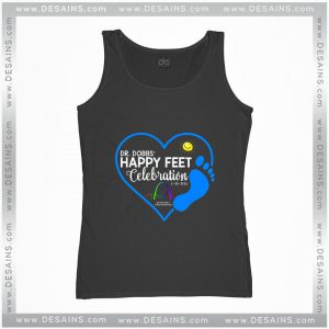Cheap Tank Top Celebration Dr Dobbs Happy Feet Size S-3XL