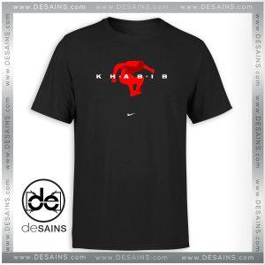 Buy Cheap Graphic Tee Shirt Air Khabib Nurmagomedov Size S-3XL