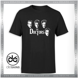 Buy Cheap Graphic Tee Shirt The Doctors Who Beatles Poster Size S-3XL