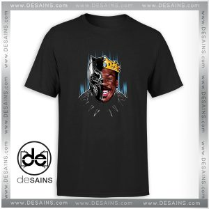 Buy Cheap Tee Shirt Black Panther of Zamunda Wakanda Size S-3XL