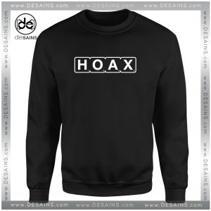 Cheap Graphic Sweatshirt Ed Sheeran Hoax Crewneck Size S-3XL