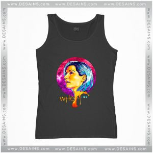 Cheap Graphic Tank Top Thirteenth Doctor Who Episode Size S-3XL