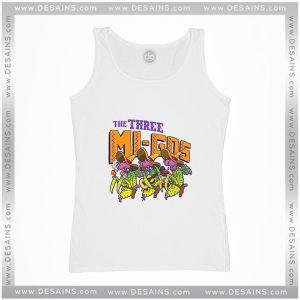Cheap Graphic Tank Top Three Migos American Hip Hop Trio Size S-3XL
