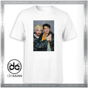 Cheap Graphic Tee Shirt Good Time Robert Pattinson A24 Shirt