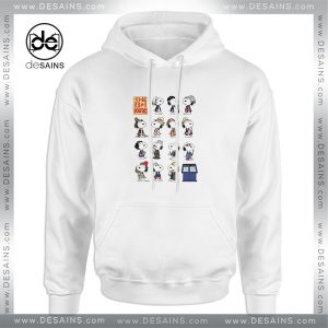 Cheap Hoodie Doctor Who Snoopy Adult Unisex Size S-3XL