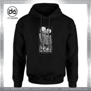 Cheap Hoodie LAmoureux The Lovers Skull Skeleton Size S-3XL