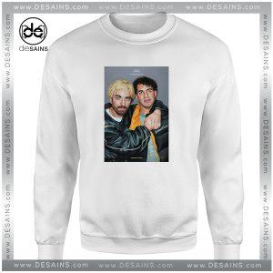 Sweatshirt Good Time Movie Robert Pattinson A24 Crewneck