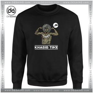 Sweatshirt Khabib Time Next fight UFC Crewneck