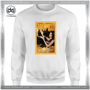 Sweatshirt Tropico Single Lana Del Rey Merch