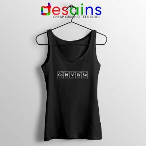 Best Tank Top Converse All Star Periodic Table Cheap Tank Tops S-3XL