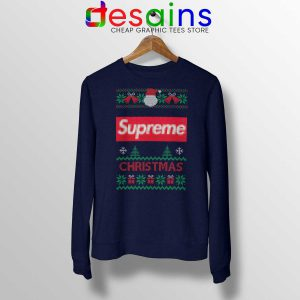Best Ugly Sweatshirt Supreme Christmas Gift Crewneck Sweater S-3XL