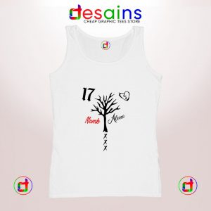 Buy Graphic Tank Top XXXTentacion Numb Alone Poster Size S-3XL