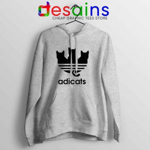 Buy Hoodie Adicats Adidas Cat Cheap Graphic Hoodies Size S-3XL