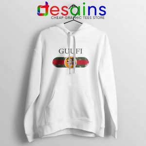 Buy Hoodie Guufi Gucci Goofy Cheap Graphic Hoodies Size S-3XL