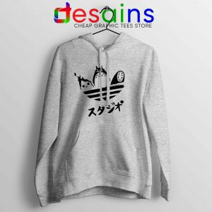 Buy Hoodie My Neighbor Totoro Adidas Japanese Cheap Hoodies S-3XL