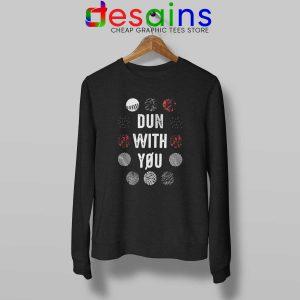 Buy Sweatshirt Dun With You Blurryface Cheap Crewneck Size S-3XL