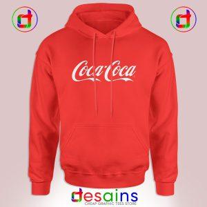 Cheap Graphic Hoodie Coca Coca Same Sex Coca-Cola Size S-3XL