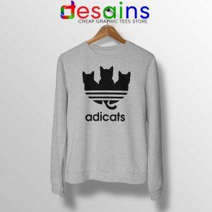 Cheap Sweatshirt Adicats Adidas Cat Crewneck Sweater Size S-3XL