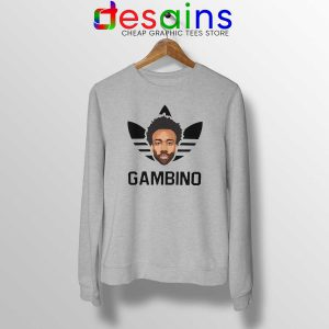 Cheap Sweatshirt Childish Gambino Adidas Crewneck Sweater Size S-3XL