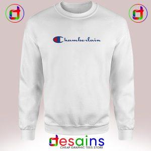 Cheap Sweatshirt Emma Chamberlain Champion Logo Crewneck Size S-3XL