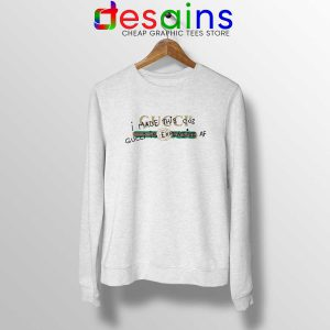 Cheap Sweatshirt Gucci is Expensive Buy Crewneck Sweater Size S-3XL