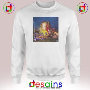 Cheap Sweatshirt Sicko Mode Travis Scott Song Crewneck Size S-3XL